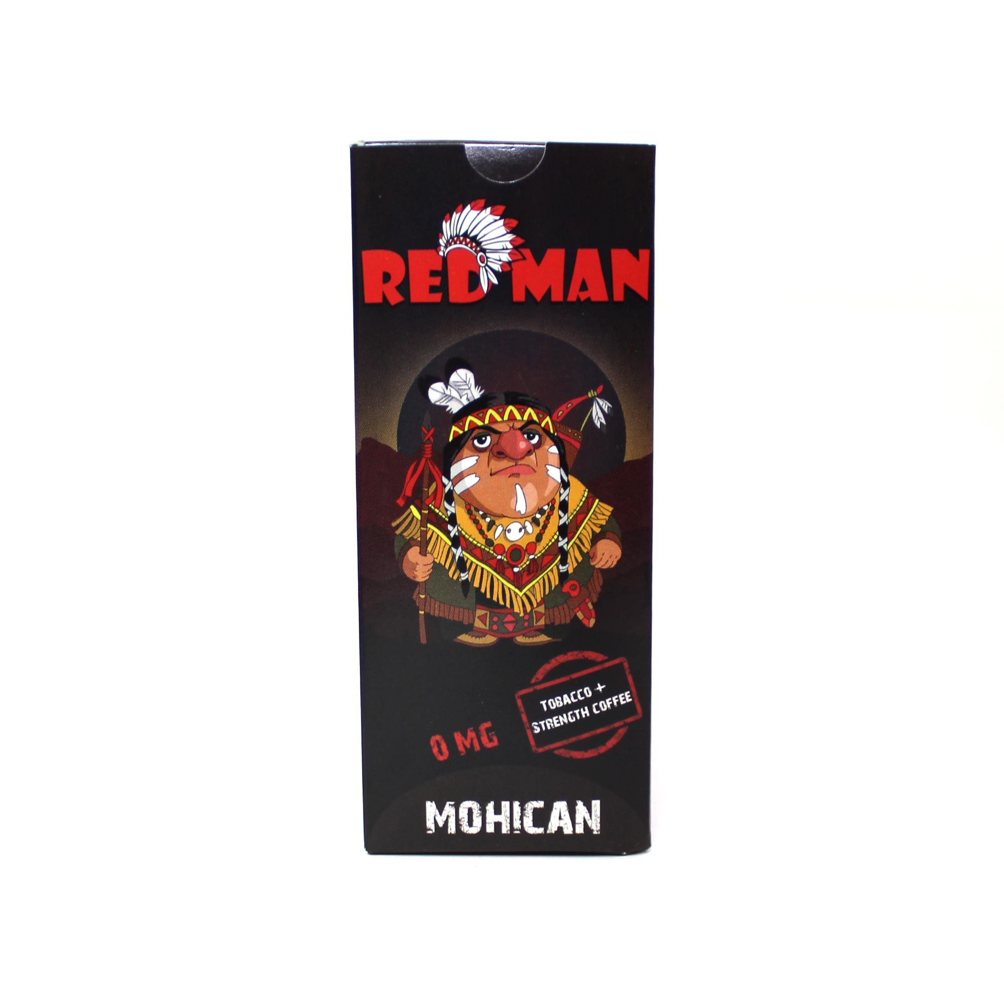 Жидкость Red Man Monican
