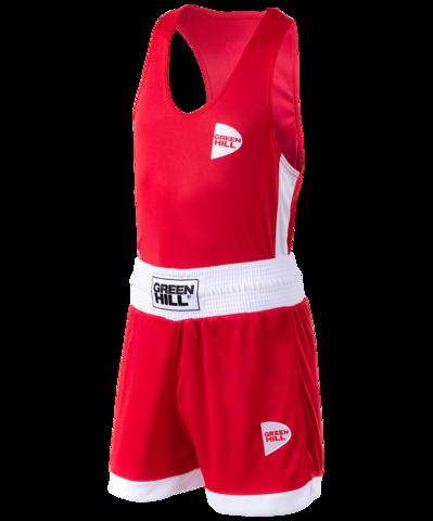 Форма боксерская Interlock BSI-3805, красный