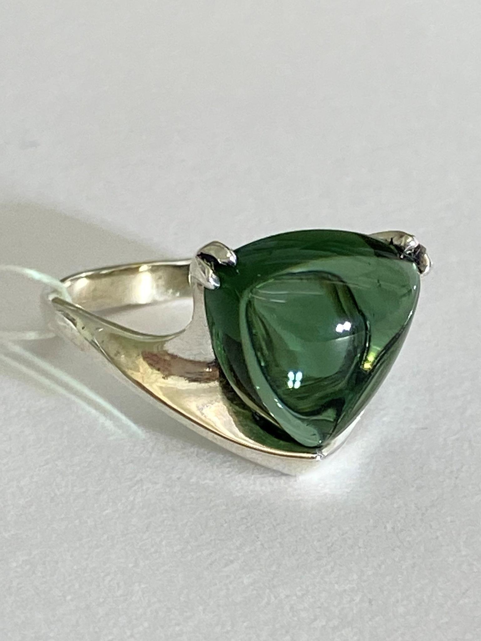 Экспромт (кольцо из серебра)