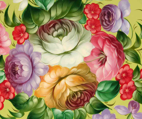 Музыка цветов