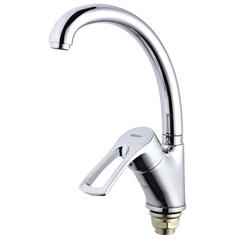 Купить смеситель для кухни Zegor DYU4-A181 с высоким изливом