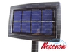 Гирлянда 180leds на солнечных батареях