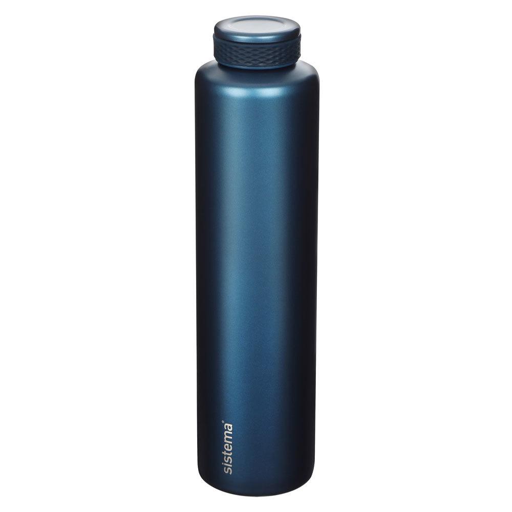 "Термобутылка Sistema ""Hydrate"" 600 мл, цвет Синий"