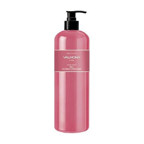 Ягодный кондиционер для блеска волос Valmona Sugar Velvet Milk Nutrient Conditioner