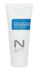 Крем-скраб для чувствительной кожи Scrub Cream Sensitive, Nouvital, 100 мл