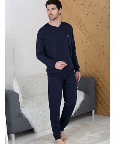 Пижама мужская со штанами Massana MP_711306