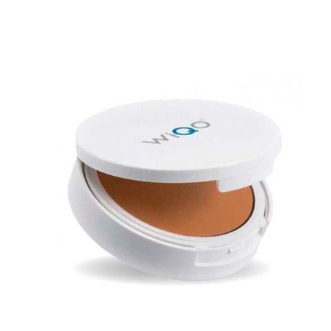 Тонирующий компактный крем-сорбет с SPF 50 ICP Cream LIGHT WiQo, 10,5 мл