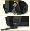 Рюкзак c кодовым замком GoldenWolf GB00375 Черный