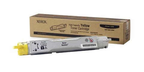 Картридж Xerox 106R01084 желтый