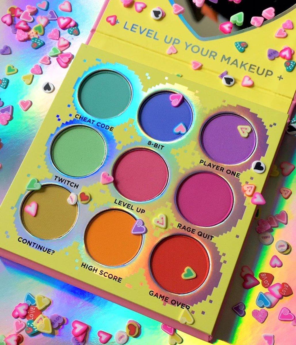 Sugarpill Cosmetics Fun Size Palette