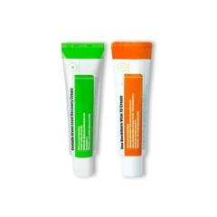 Крем + Крем PURITO Centella Green Level Recovery Cream 50ml + Sea Buckthorn Vital 70 Cream 50ml