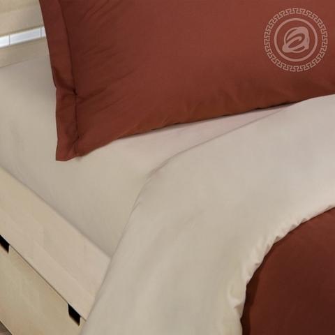 Комплект постельного белья Каштан 220 СМ.