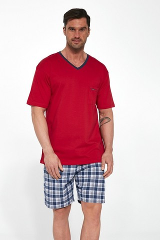 Пижама мужская с шортами CORNETTE 329-1
