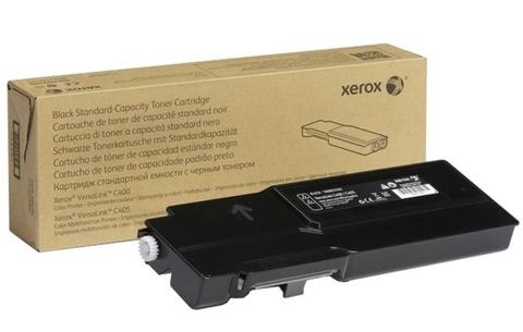 Оригинальный лазерный картридж Xerox 106R03508 черный