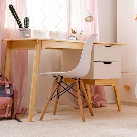 Письменный стол из массива Кидс 4