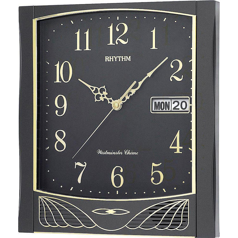 Настенные часы Rhythm CFH104NR02