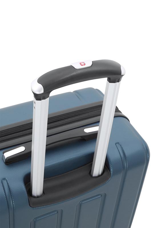 Чемодан WENGER VAUD цвет синий, 69x30x48 см, 99 л (WGR6399343177)