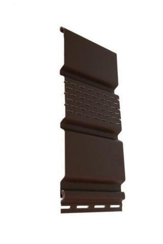 Софит Деке Standart с центральной перфорацией Шоколад 3,05 м