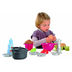 Smoby Набор посудки с продуктами, 26 предметов (2617)