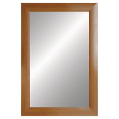 Зеркало настенное Attache (644x436 мм, орех)