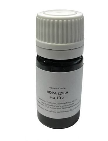 Вкусоароматический концентрат Дубовая бочка 10 мл