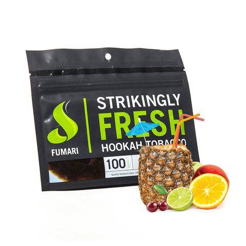 Табак Fumari Tropical Punch 100 г