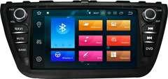 Магнитола для Suzuki SX4 (2013-2018) Android 9.0 2/32GB IPS DSP  модель KD-8073-PX5