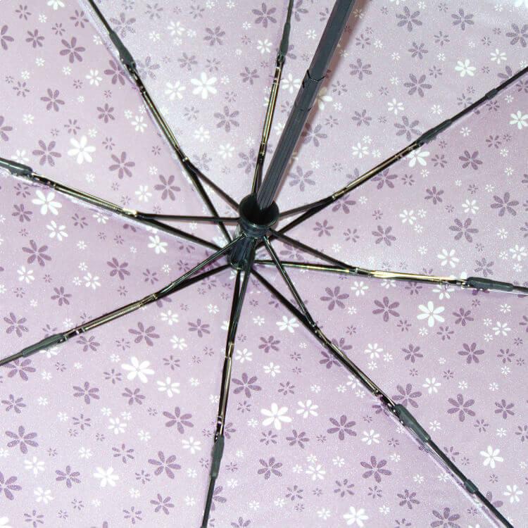 Зонт складной Perletti Technology 21651-2 Fantasia fiore