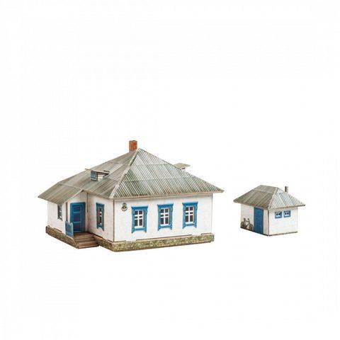 Сельский дом №1