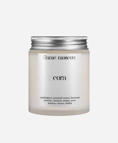 Матовая свеча Cora