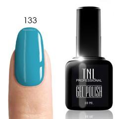 TNL, Гель-лак № 133 - голубой (10 мл)