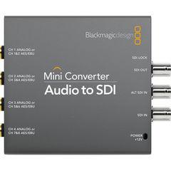 Конвертер Blackmagic Design Mini Converter Audio to SDI