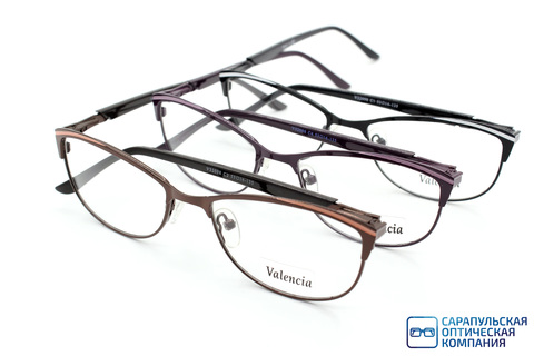 Оправа для очков VALENCIA металл V32098