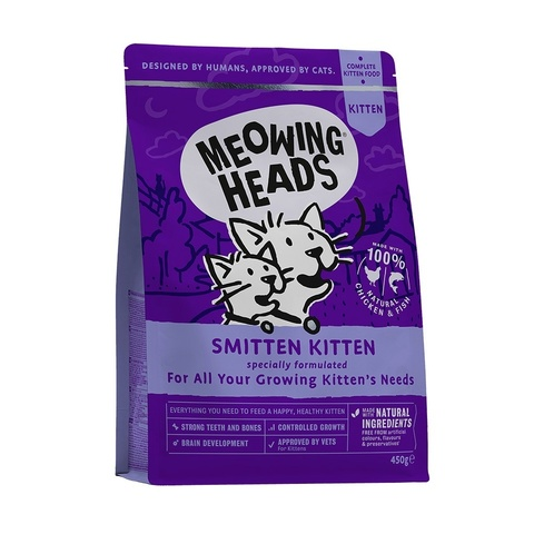 BARKING HEADS SMITTEN KITTEN