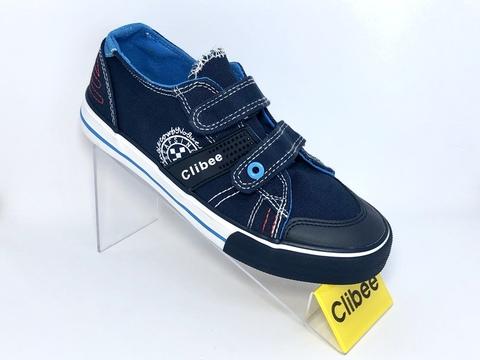 Clibee B283 Blue/Blue 31-36