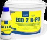 Kiilto ECO 2K-PU (Kesto ECO 2K-PU) (5,45+0,55 кг) двухкомпонетный полиуретановый паркетный клей