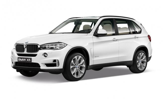 Машинка-игрушка BMW X5 2014