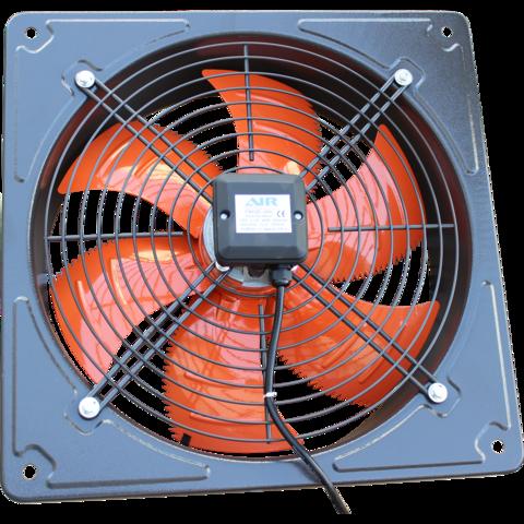 Осевой вентилятор низкого давления Air SC  FZY 4E 400 Square