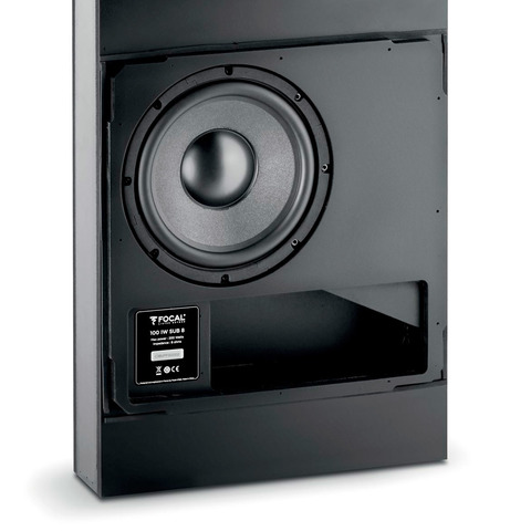 Focal 100 IWSub 8 x 2 + 100 IWSub 8 Amp