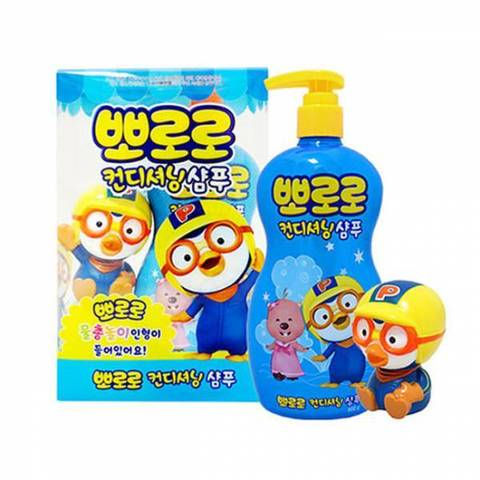 Детский шампунь 3 в 1 (+ Водяной пистолет) Pororo Three In One Shampoo (+ Watergun)