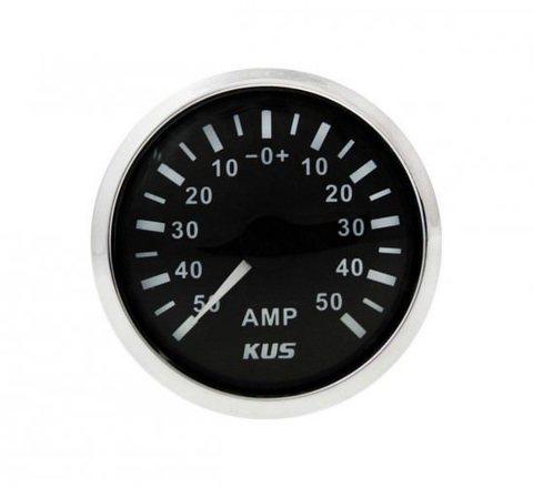 Амперметр 50-0-50A аналоговый