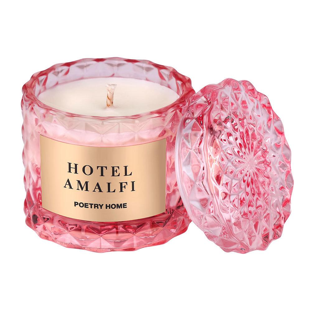 Парфумована свічка HOTEL AMALFI (50 г)