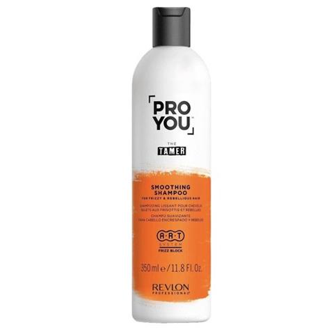 REVLON ProYou Tamer: Шампунь разглаживающий для вьющихся и непослушных волос (Smoothing Shampoo), 350мл/1л