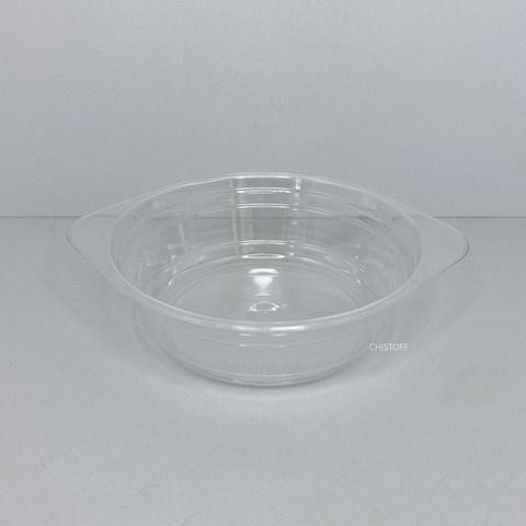 Миска стеклоподобная прозрачная (10 шт.)