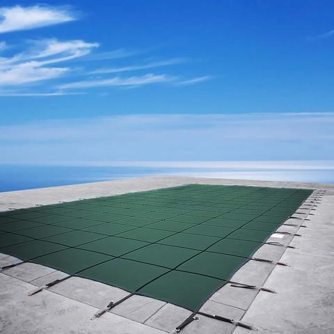 Батутное накрытие для бассейна Aquaviva Green / 24707