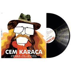 Vinil \ Пластинка \ Vynil CEM KARACA - CEMAZ ÜL EVVEL / LP