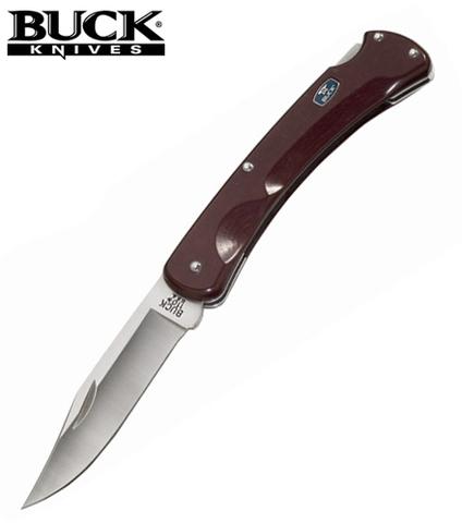 Нож BUCK модель 0110RDS1 EcoLite Red