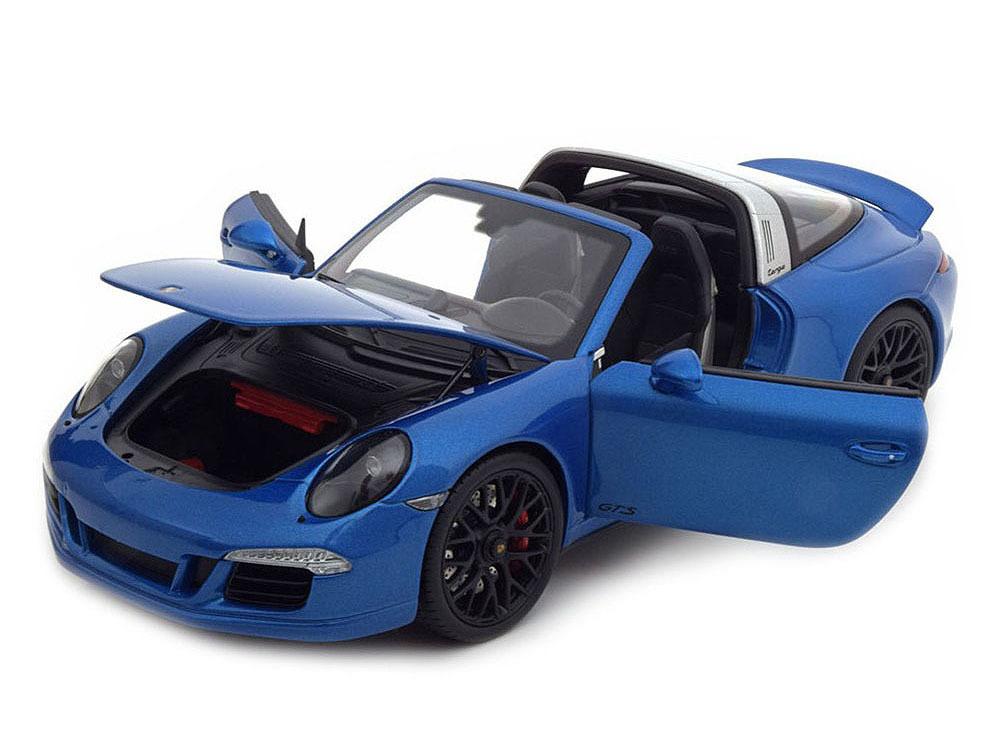Коллекционная модель Porsche 911 Targa 4 GTS (991) 2015
