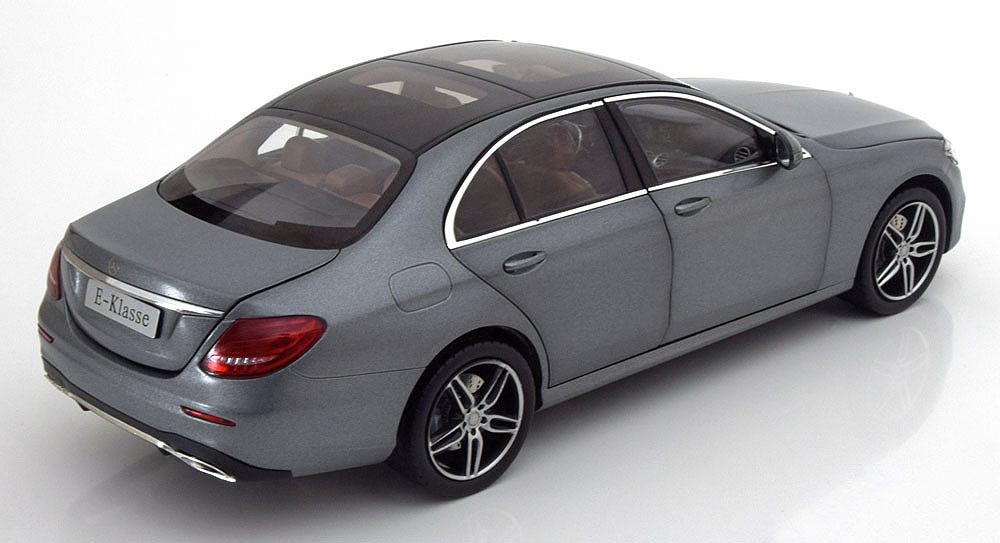Коллекционная модель Mercedes-Benz E-Klasse W213 Saloon AMG Line 2016