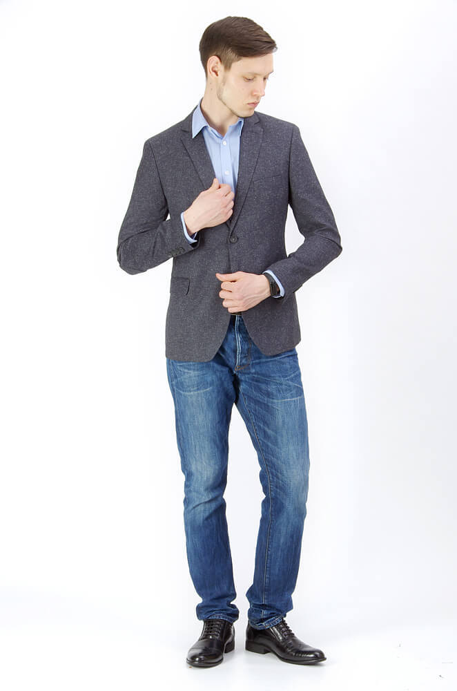 Пиджаки Slim fit PAUL MANTOVA / Пиджак Slim Fit IMGP9428.jpg